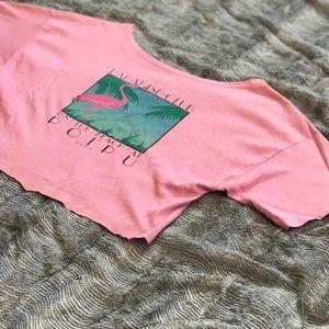Cropped Vintage Paradise Shirt